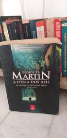 George R.r Martin A Furia Dos Reis.livro 2.cronicas Ge. Fogo