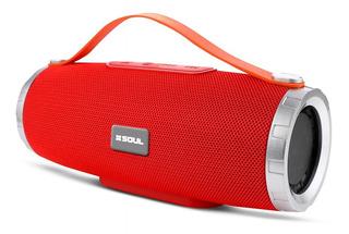 Parlante Power Riff Xs250 Lector Pendrive Micro Sd Microfono