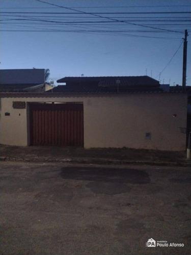 Imagem 1 de 10 de Casa No Bairro Jardim São Bento- Poços De Caldas Mg. - Ca1408
