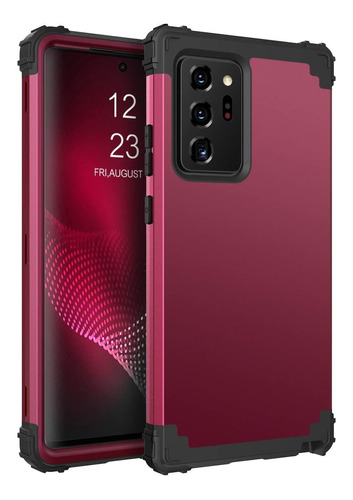 Bentoben Samsung Galaxy Note 20 Ultra Case 5g, 3 En 1 Hea...