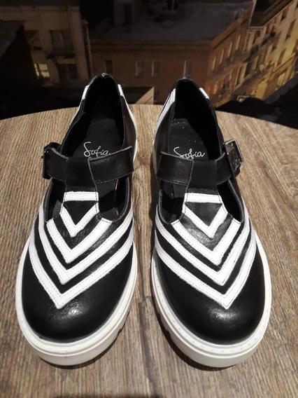 Zapatos Sofia Sarkany Originales Impecables 35/36