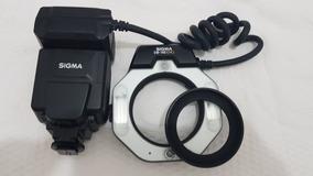 Flash Sigma Em-140dg Eo Ettl Canon