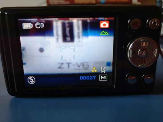 Câmera Digital Zaitec Zt-v6
