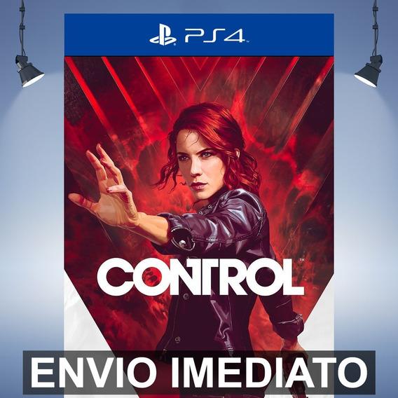 Control - Playstation 4 Ps4 Código 12 Dígitos