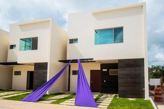 Townhouse En Venta En Cancun
