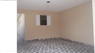 Linda Casa Bem Localizada Em Mongaguá !!! Ref.6154j