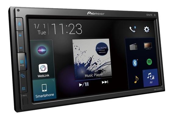 Multimídia Dmh-zs5280tv Pioneer Tv Espelhamento Android Ios