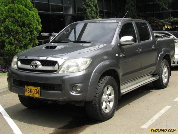 Toyota Hilux Srv 3000 Cc At Td Blindado