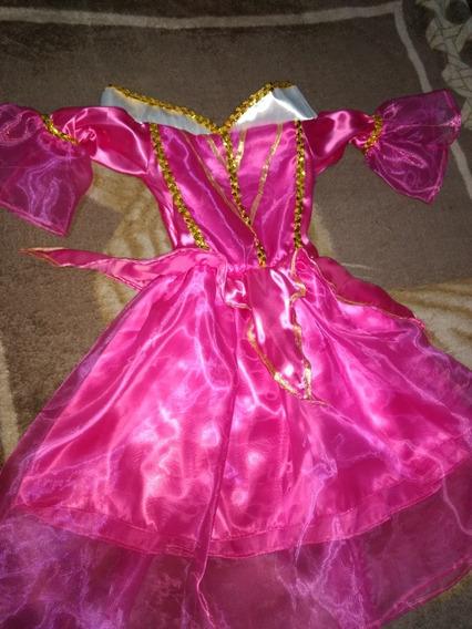 Vestido Princesa Nena Bella Duiente