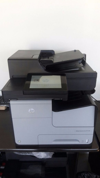 Multifuncional Hp Enterprise Officejet Color X585f