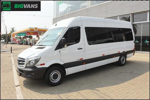 Sprinter 2019 415 Bigvan Elite 19l London Tec Branca (7497)