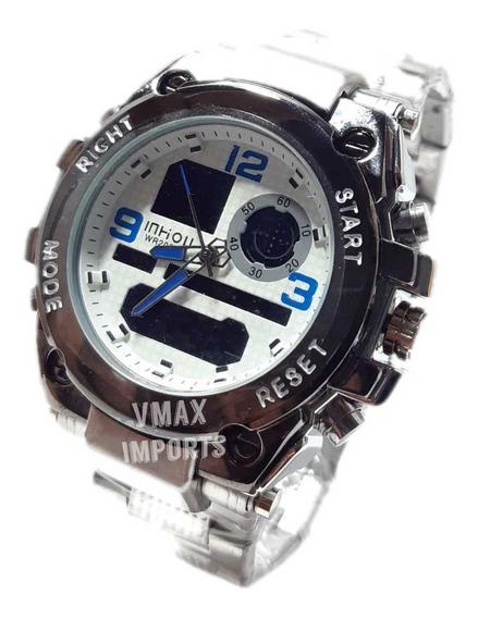Relógio Inhou Original A Prova D