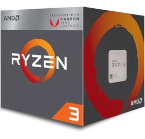 Processador Amd Ryzen 3 2200g 3.5ghz Cache 6mb Yd2200c5fbbox