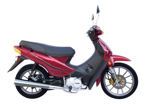 Moto Vince 110 Automática C/aleación