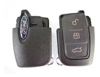 Controle Chave Canivete New Fiesta Focus Ecosport Original