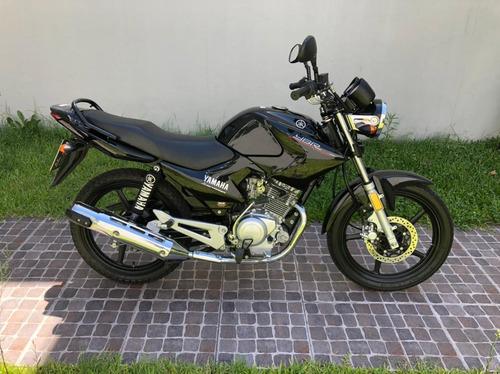 Yamaha Ybr 125 Usada Street Calle Urquiza Motos 12 Y 18