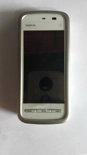 Celular Nokia 5230 Toque Na Tela Ótimo Estado Com Garantia