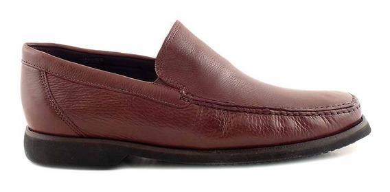 Mocasin Zapato Hombre Anatomico Cuero Confort Goma Hcmo01268