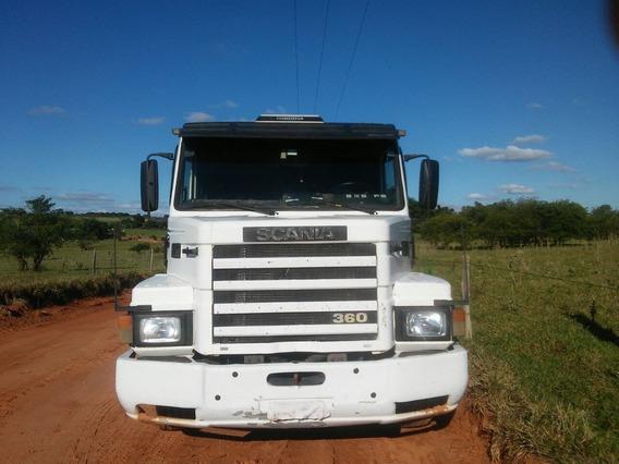 Scania 112 Hs 88/9 360 Trucada
