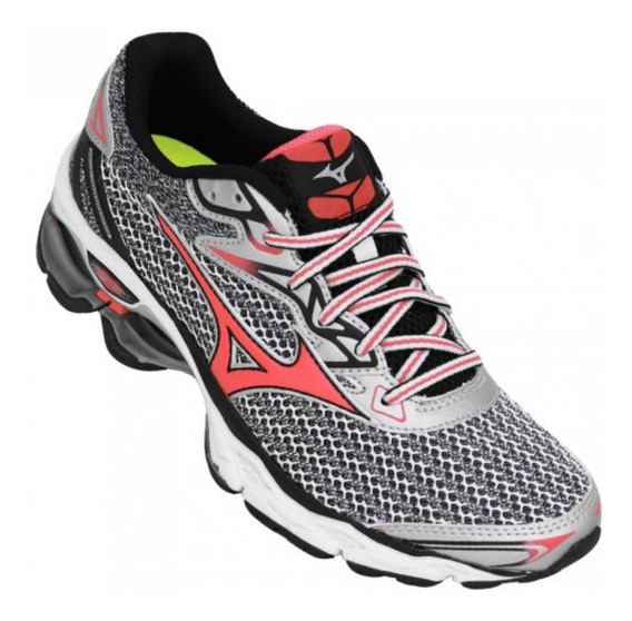 Tenis Mizuno Wave Guardian S Running Feminino Original