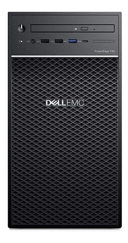 Servidor Dell Poweredge T40 Intel Xeon E-2224g / 8gb / 1tb