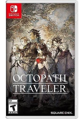 ..:: Octopath Traveler ::.. Para Nintendo Switch Game C