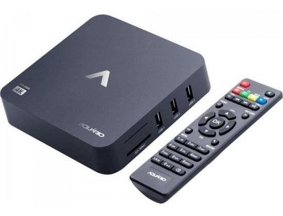 Smart Tv Box Android 4k Transforma Tv Em Smart Homologado
