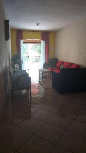 Sobrado Com 4 Dormitórios À Venda, 125 M² Por R$ 550.000 - Parque Gerassi - Santo André/sp - So0890