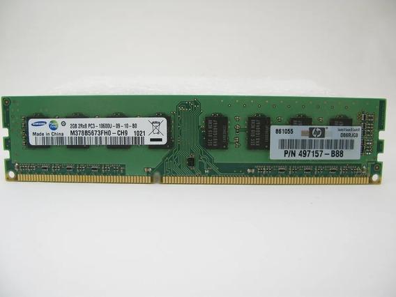 Memoria Ram Ddr 3 2gb 10600u