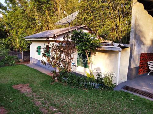 Chácara Com 3 Dorms, Recanto Dos Pássaros, Itatiba - R$ 450 Mil, Cod: Ch089 - Vch089