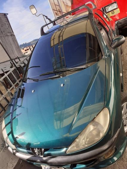 Peugeot 206 Año 2007 Automático