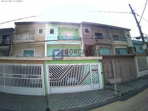 Imagem 1 de 15 de Venda Sobrado Sao Bernardo Do Campo Nova Petropolis Ref: 389 - 1033-1-38939