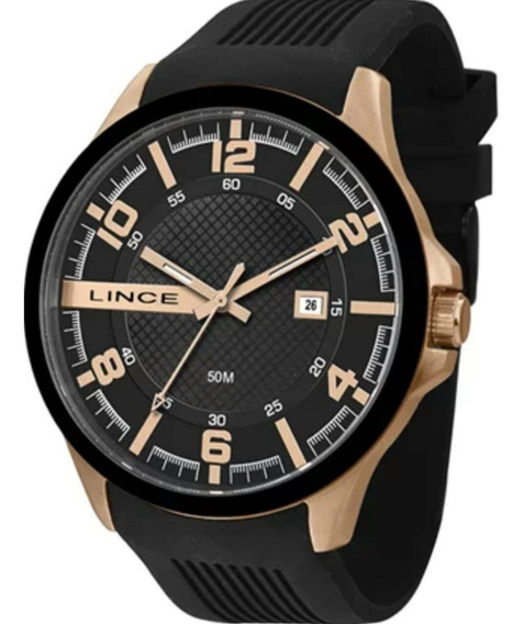 Relógio Lince Masculino Sport Casual Mrp4271s P2pxanalógico
