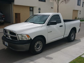 Camioneta Pick Up Ram 1500 Automatica, Color Blanca