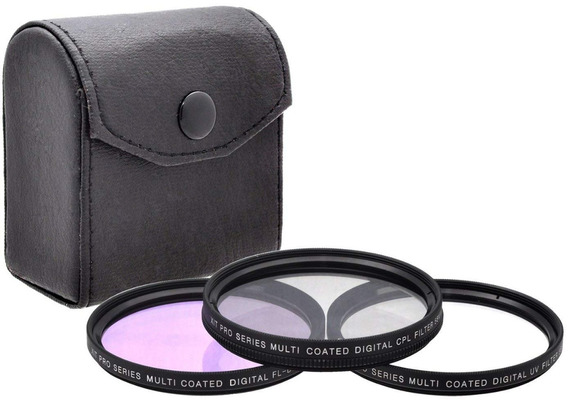 X-it Pro Series Multi Coated Hd 3 Pc. Digital Filter Set