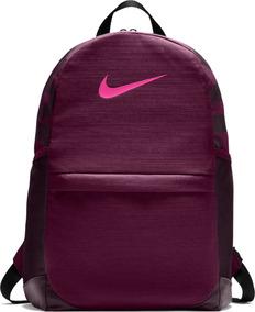 Mochila Nike Brasilia Infantil + Nf