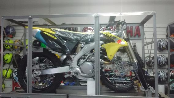 Suzuki Rmz 450, 0km, Motocross, 4 Tiempos