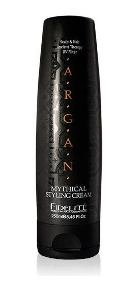 Crema De Pinado Argan X 250ml. - Fidelite