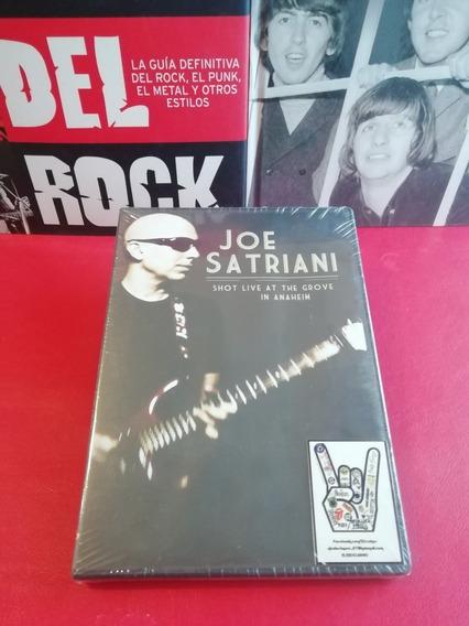 Joe Satriani - Shot Live At The Grove In Anaheim
