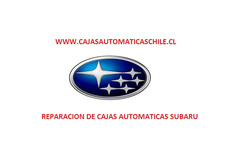 Reparación De Cajas Automáticas Subaru