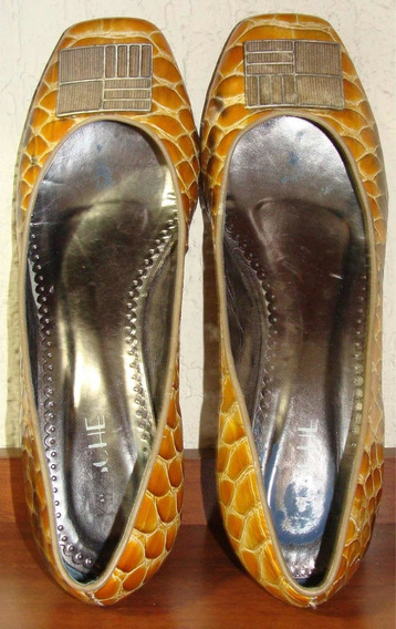 Sapato Estampa
