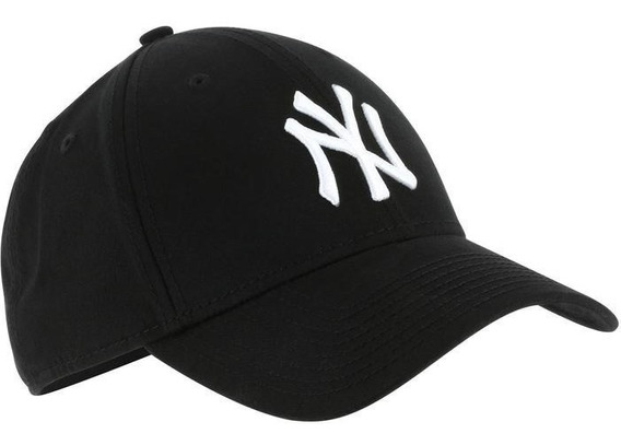 Gorra Ny Visera Bordada Gabardina New York