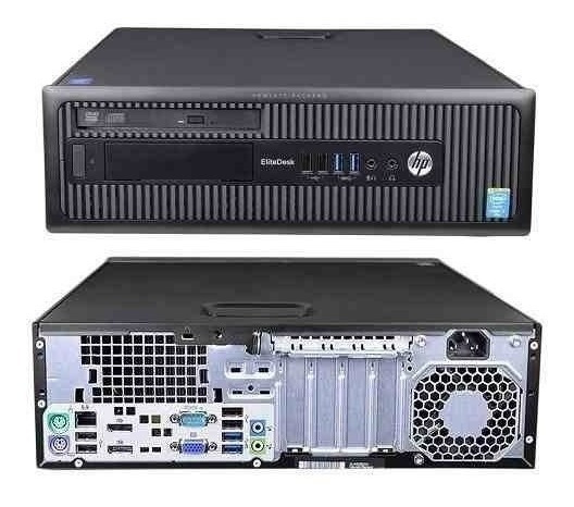 Cpu Hp Prodesk 600 G1 I5 8gb 500gb Desktop