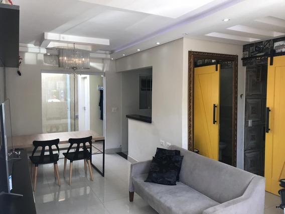 Linda Casa Modulada Em Condomínio, Acabamento De Primeira