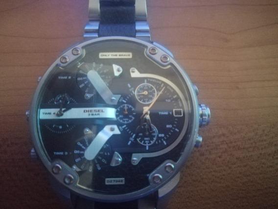 Reloj De Pulsera, Diesel Dz 7349 Acero Inoxidable