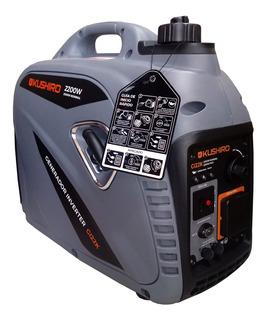Grupo Electrógeno Generador Inverter 2000w Kushiro