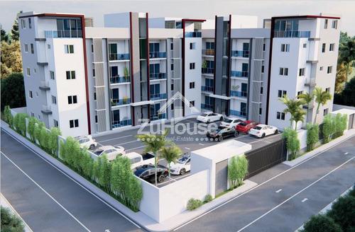 Apartamentos En Venta En Planos Próx A Utesa Y Pucmm Wpa75 A