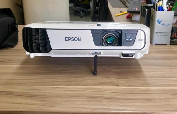 Projetor Epson Powerlite X36+ Nunca Usado Frete Grátis