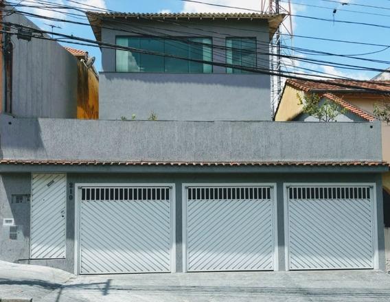 Belo Sobrado Residencial/comercial - Santana - Braz Leme - Mi70885