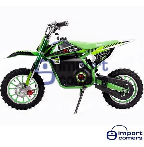 Mini Moto Cross Electrica A Bateria 1000w 36v Nuevo Modelo